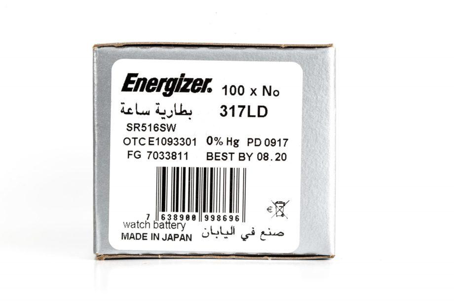 Energizer 100 317