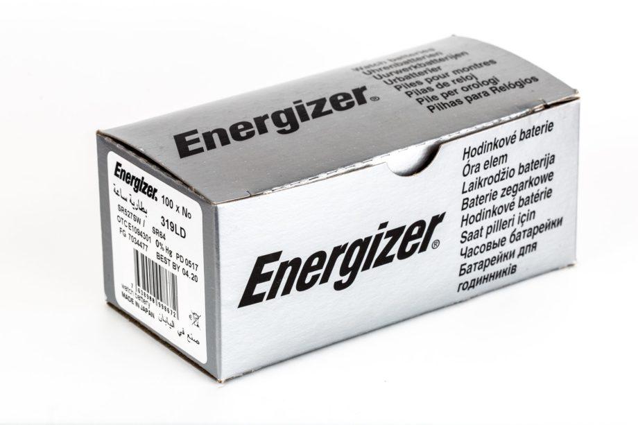 Energizer 100 319