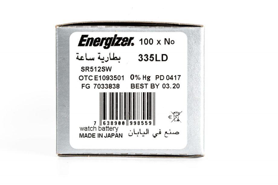 Energizer 100 335