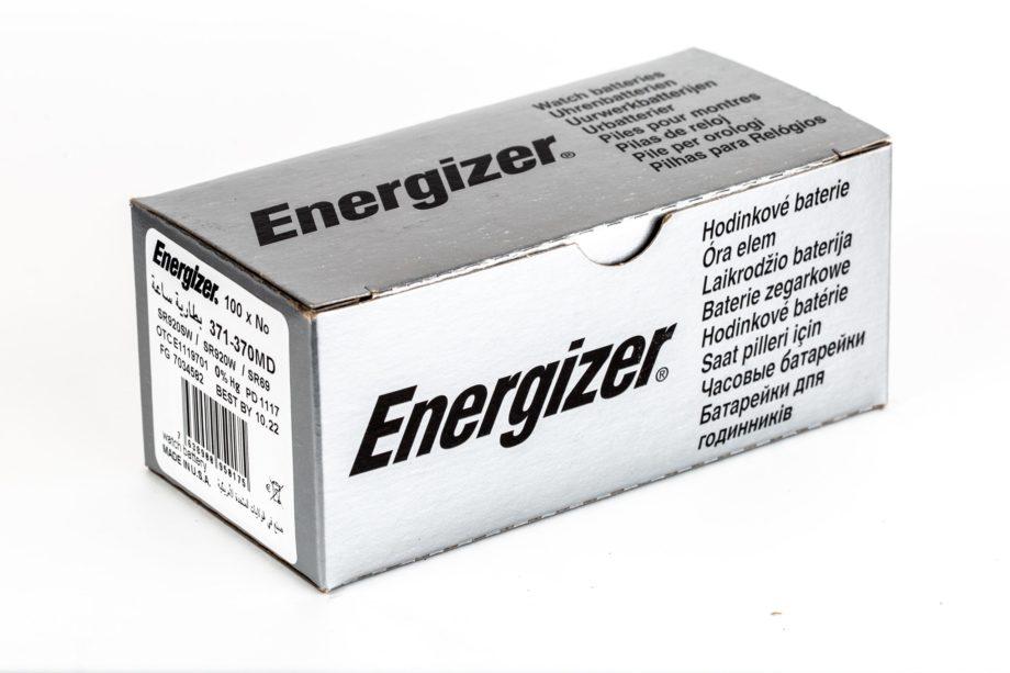 Energizer 100 371-370