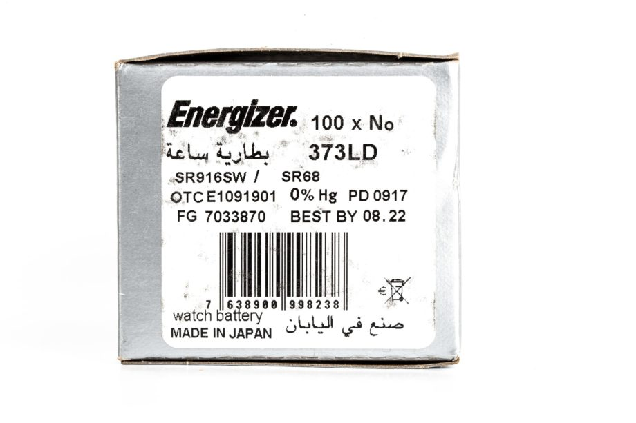 Energizer 100 373