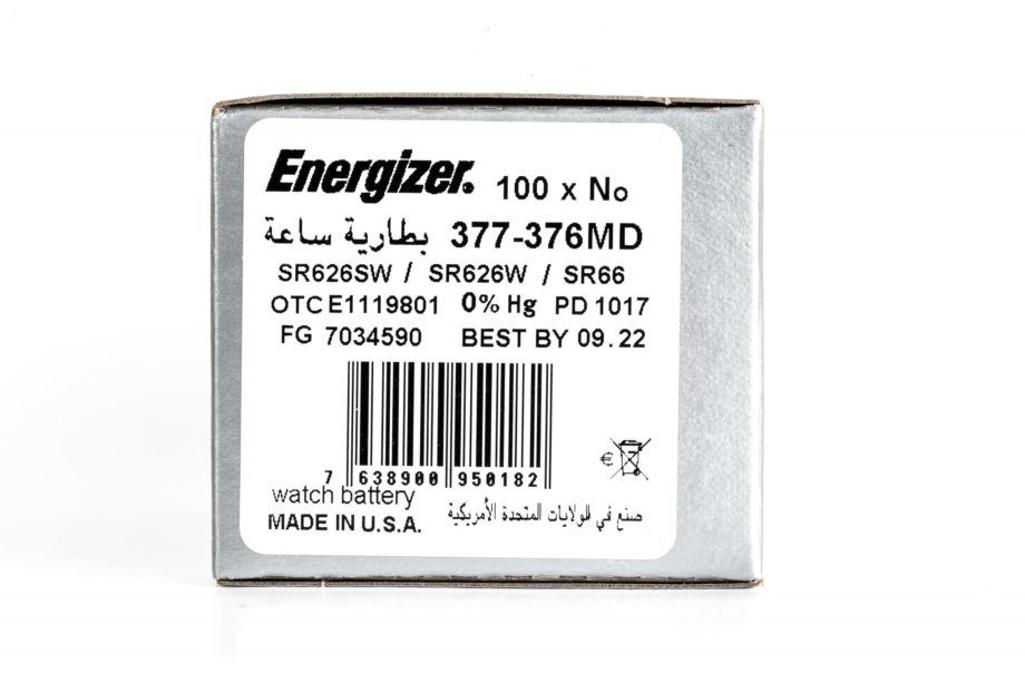 Energizer 100 377-376
