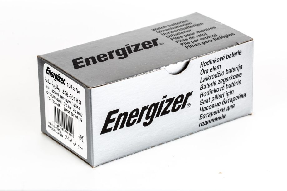 Energizer 100 386-301