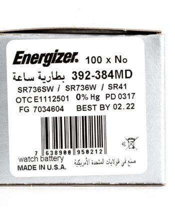 Energizer 100 392-384
