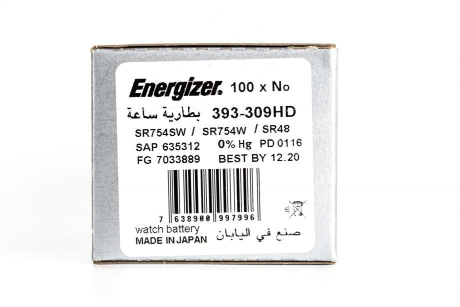 Energizer 100 393-309