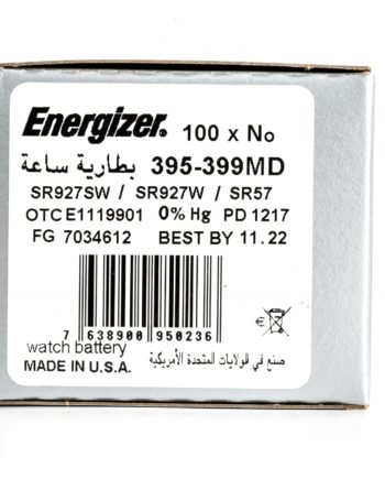 Energizer 100 395-399