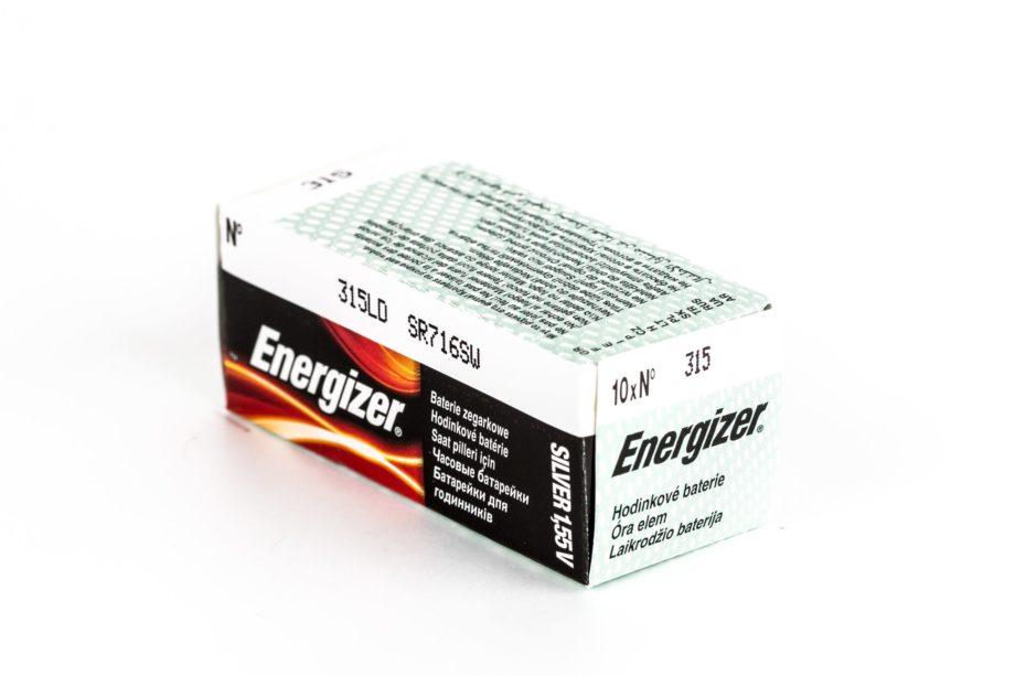 Energizer 10 315