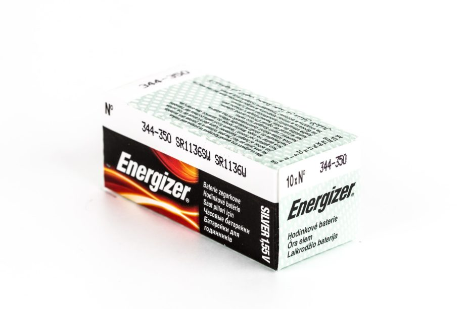 Energizer 10 344-350