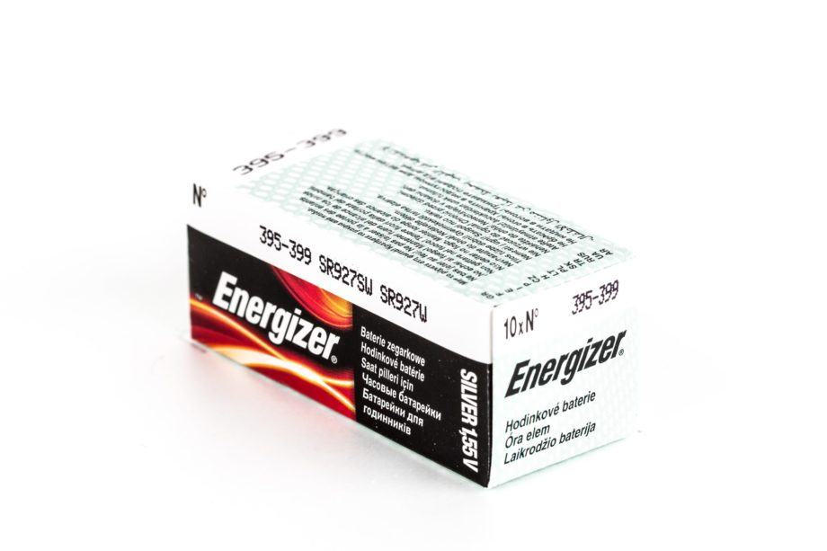 Energizer 10 395-399