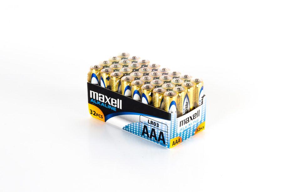 Maxell 32 AAA